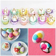 Great ideas to decorate Easter eggs http://zpravynovinky.cz/index.php/1191-skvele-napady-jak-ozdobit-velikonocni-vajicka.html #great #ideas #decorate #easter #eggs