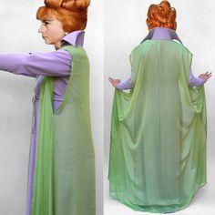 Endora costume made to order custom fitted by fraublumenkatz