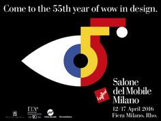 Salone del Mobile. Milano | 12 / 17 April 2016 #casa #casafurniture #casainternational #casaintl #design