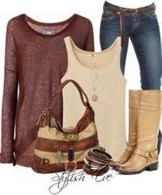 2014 fall outfits for women over 40 - Yahoo Image Search Results