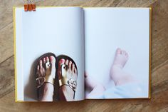 mama & toddler favorites photo book