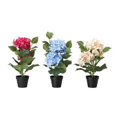FEJKA Artificial potted plant IKEA Lifelike artificial flower that remain just as fresh-looking and beautiful year after year.