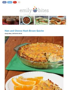 ham and cheese quiche with hashbrown crust 5PPV