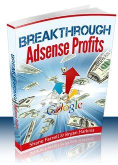 Breakthrough Adsense Profits | Design & Blogging Guide