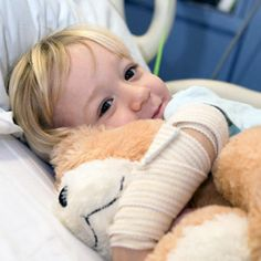 Treating Your Toddler's Head Injury -- saving for future reference