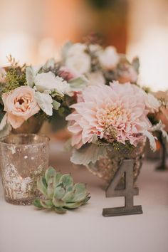 Beachy Bohemian Inspired Wedding - blush and green from Kelly Stonelake Photography