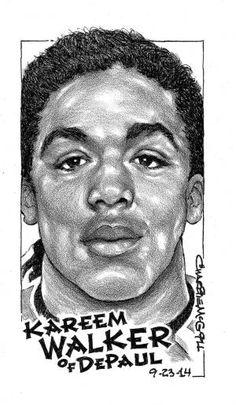 H.S. Male Athlete of the Week: Kareem Walker of DePaul - Athlete of the Week - NorthJersey.com