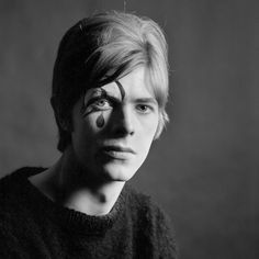 Unseen Photos of David Bowie Before He Became David Bowie | W Magazine