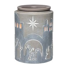 """60% OFF - During FLASH SALE ONLY - 11/16/16 - """"Bethlehem"""" is again, one of my personal favorites... I'm so excited it's available to you during the FLASH SALE at a great price! It's a nice way to incorporate Holiday themed stories and have an accent piece to center the story telling around! I love it and you and your family will too!"""