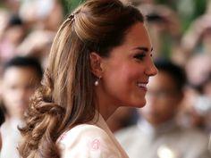 Antony Cabelereiros: Gosta dos cabelos da Kate Middleton? Aprenda a fazer o visual da Duquesa