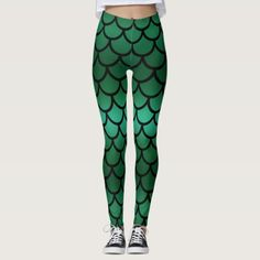 Green & Black Mermaid Scales Fantasy Fish Leggings   fishing crafts, fishing with luiza, fathers day gifts fishing #troutfishing #flyfishinggear #troutrod, 4th of july party Fly Fishing Gear, Fishing Girls, Fishing Humor, Fathers Day Gifts Fishing, Mermaid Scales, Fish Scales, Black Mermaid, Mermaid Birthday, Dog Bowtie