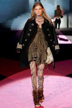 DSquared 2 Milan Fashion Week AW '15'16