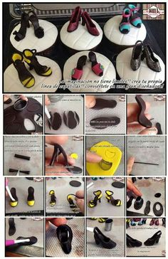 Shoe topper tutorial