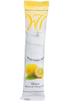 Moist Cotton Towel - Lemon (Case of by White Towel You will receive Moist Cotton Towel - Lemon (Case of Each towel is pre-moistened, rolled and individually packaged Environment friendly, bio-degradable Serve cold or hot. Soft Towels, White Towels, Cotton Towels, Flour Sack Towels, Fresh And Clean, Best Face Products, Lemon, Beauty