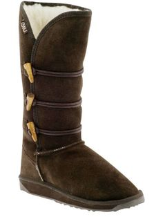 I have these in tan (EMU Australia) these are SO comfy!! I want them in a darker color.