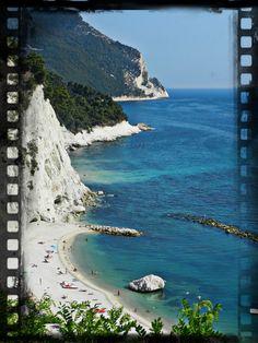 De mooiste stranden bij Ancona!