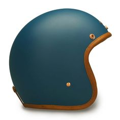 Hedon Hedonist Helmet - Teal | Open Face Motorcycle Helmets | FREE UK delivery - The Cafe Racer