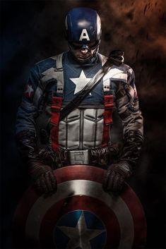 Captain America Pictures, Captain America Winter, Marvel Captain America, Avengers Art, Marvel Art, Marvel Comics Superheroes, Marvel Heroes, Marvel Comic Character, Marvel Characters