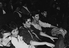 """Showing of """"The Outsiders"""" Tommy looks like a hardcore Soc in this. haha"""