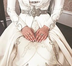 #kafkas #çerkes #gelinlik #circassian #Wedding #dress