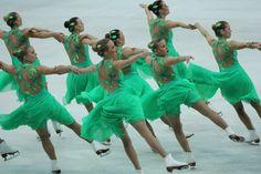 ISU World Synchronized skating Championship 2012 Sweden #synchrophoto.eu