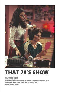 Iconic Movie Posters, Minimal Movie Posters, Minimal Poster, Iconic Movies, Good Movies, 70s Films, Film Polaroid, Polaroids, Thats 70 Show