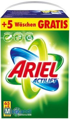 Stock Ariel 8,66€ Germany  http://merkandi.gr/images/offer/ariel-sonderposten-1412604326.jpg