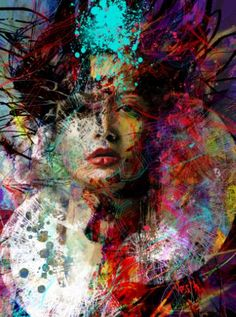 "Saatchi Art Artist yossi kotler; Painting, ""super drama"" #art"
