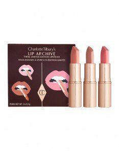 LIP ARCHIVE: 3 nude-pink lipsticks