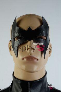 Batman:Arkham City Nightwing Richard John Dick Grayson Cosplay Kostüm Voll Set   CosplaySky.de