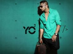 A beautiful picture of Blue Eyes yo yo Honey Singh downloaded from http://alliswall.com