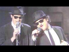 "The Blues Brothers (John Belushi and Dan Akroyd) perform ""Soul Man"" on Saturday Night Live, page 7 Blues Brothers Movie, Bennett Cerf, John Landis, George Burns, Comedy Actors, Joe Cocker, Rhythm And Blues, Stand Up Comedy, Saturday Night Live"