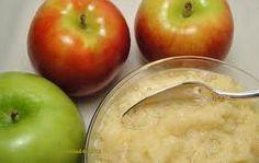 Raw Apple Sauce Recipe #rawdiet #healthyrecipes #changeyourplate
