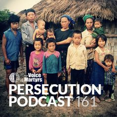 David shares prayer updates for Vietnam, Iran, Nigeria and Colombia. #podcast