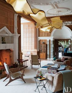 Chic-French-Interiors-Honored-By-AD100-List-2017-Robert-Couturier-Luxury-Homes Chic-French-Interiors-Honored-By-AD100-List-2017-Robert-Couturier-Luxury-Homes