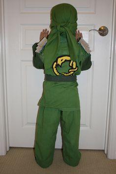 Kai, Lloyd & Zane from Ninjago: child's costume thread - Page 2