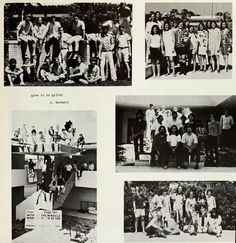 Yearbook page 1970