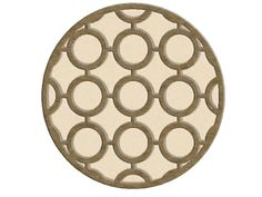 Dalyn Transitions Multi-Size Round Custom Area Rug | DLTR2ROU
