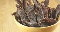 Oven Beef Jerky - Trying this with venison!