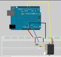 Annnnd here we see why Makers require a strong sense of ethics and philosophy: How to Trigger Anything from Anywhere with Just a Phone Call. Microcontroller Board, Arduino Beginner, Diy Store, Arduino Projects, Physics, Digital, Phone, Raspberry, Robotics