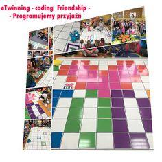 Kodowanie na dywanie Anna Świć: Kodujemy przyjaźń...❤️ Monopoly, Friendship, Anna, Coding, Programming