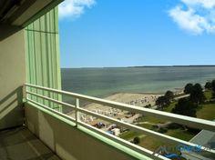 Bester Meerblick vom Balkon!