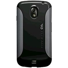 (My Absolute Favorite of them all!)   Case-mate Pop! Case for Samsung Galaxy Nexus, Black / Gray CM017310   #DayDeal