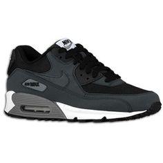 Nike Air Max 90 - Men's - Anthracite/Anthracite/Cool Grey/Black