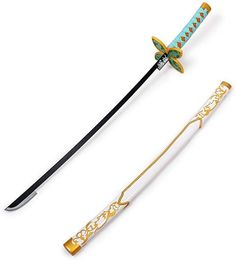 Cosplay Weapons, Anime Weapons, Cosplay Diy, Fantasy Sword, Fantasy Weapons, Demon Slayer, Slayer Anime, Espada Anime, Katana Girl