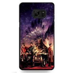 Supernatural Art Painting TATUM-10341 Samsung Phonecase Cover For Samsung Galaxy Note 7
