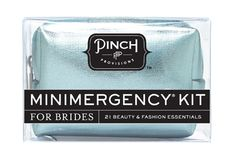 Mini Emergency Kit for Brides, Gifts for Bridal Showers, Brides Gifts, Minimergency Kit for Brides from Ms. & Mrs.