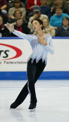 2004 U.S. champion Johnny Weir.I love watching ice skating.Please check out my website thanks. www.photopix.co.nz