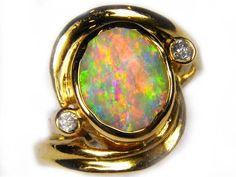THIS IS ACCURATE IMAGE AS HARD TO TAKE IMAGE OFF THIS BEAUTIFUL OPAL opal jewellery australian opal