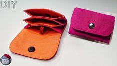 ジャバラ折りカードケースの作り方 - YouTube Youtube, Card Case, Sunglasses Case, Wallet, Sewing, Cards, Pouches, Creativity, Scrappy Quilts